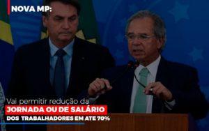 Nova Mp Vai Permitir Reducao De Jornada Ou De Salarios Prime Cont - Escritório de Contabilidade em Caxias do Sul   Prime Cont