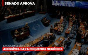 Senado Aprova Programa De Credito Mais Acessivel Para Pequenos Negocios Prime Cont - Escritório de Contabilidade em Caxias do Sul | Prime Cont