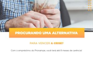 Pronampe Conte Com Ate Oito Meses De Carencia - Escritório de Contabilidade em Caxias do Sul | Prime Cont