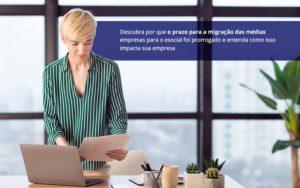 Esocial Prazo Prorrogado Atencao Para Cadastrar A Sua Empresa - Escritório de Contabilidade em Caxias do Sul | Prime Cont