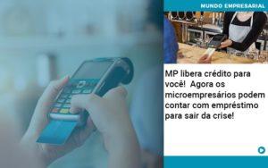 Mp Libera Credito Para Voce Agora Os Microempresarios Podem Contar Com Emprestimo Para Sair Da Crise - Escritório de Contabilidade em Caxias do Sul | Prime Cont