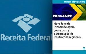 Nova Fase Do Pronampe Agora Conta Com A Participacao De Instituicoes Regionais - Escritório de Contabilidade em Caxias do Sul   Prime Cont