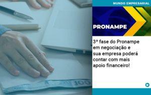 3 Fase Do Pronampe Em Negociacao E Sua Empresa Podera Contar Com Mais Apoio Financeiro - Escritório de Contabilidade em Caxias do Sul | Prime Cont